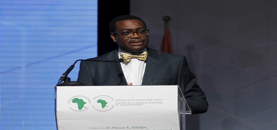 Drones, AI, robotics and blockchains will change African agriculture – Akinwumi Adesina, AfDB President
