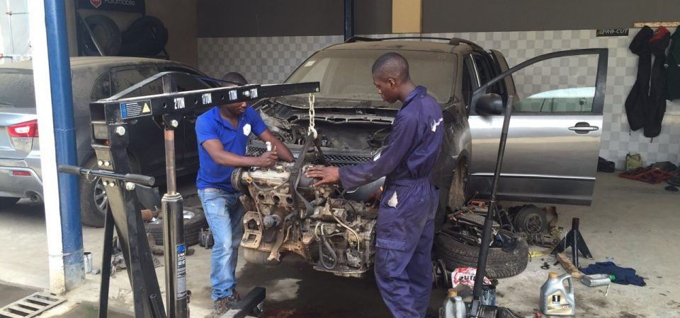 Business Idea #10: Aggregation Marketplace for Car Services and Repairs