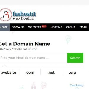 Fasmicro Domain Registration and Hosting Services