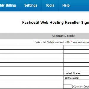 Join Fasmicro Sub-Reseller Domain and Hosting Program