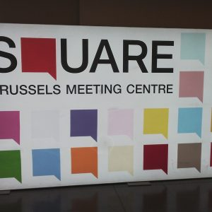 """My Talk on America's """"New Byte Road"""" at Brussels Centre"""