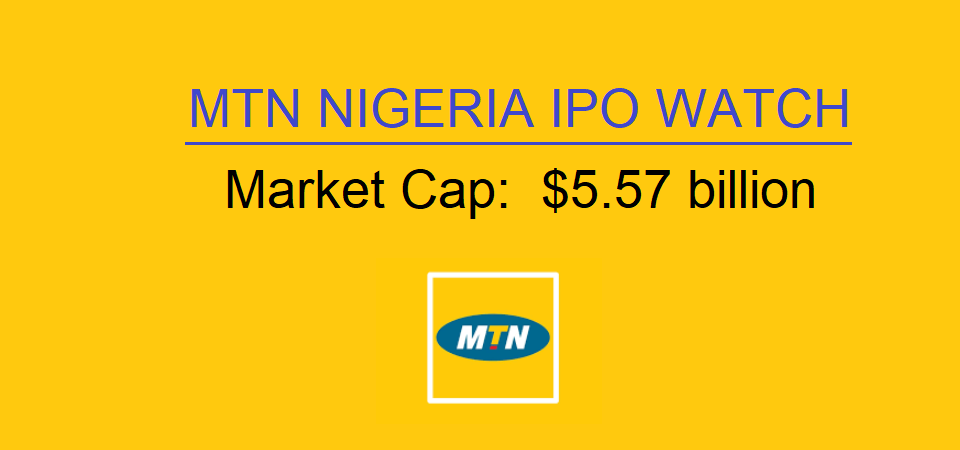 This is the value of MTN Nigeria
