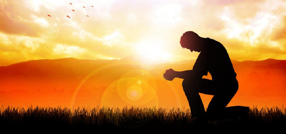 I Am Here [Prayer]- by Ndubuisi Ekekwe