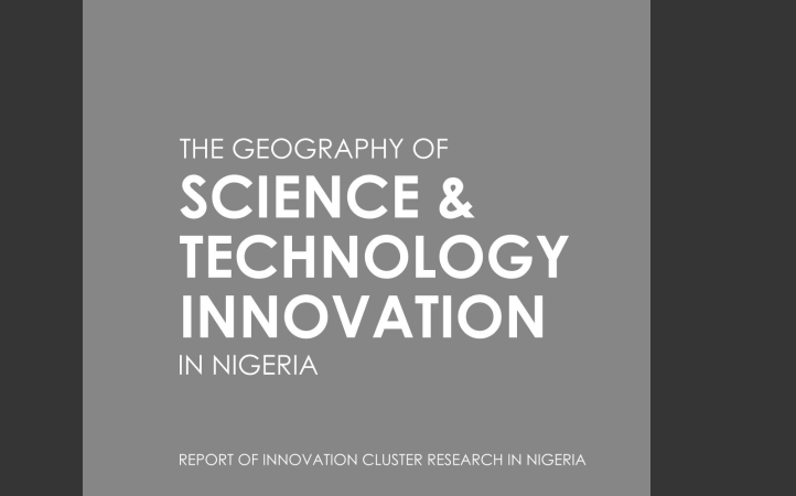 Innovation Clusters in Nigeria