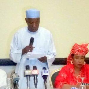 """Names of Officials of Nigeria's """"Reformed APC"""", R-APC (Splinter faction of APC)"""