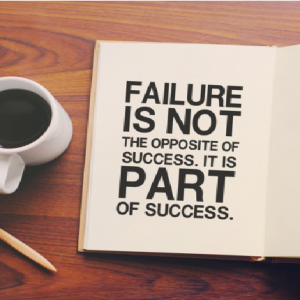 Best Way to Overcome Failures