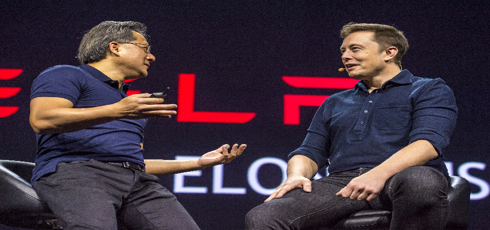 Tesla Joins Nvidia, AMD and Intel in the Race of Car Company of the Future [Video]