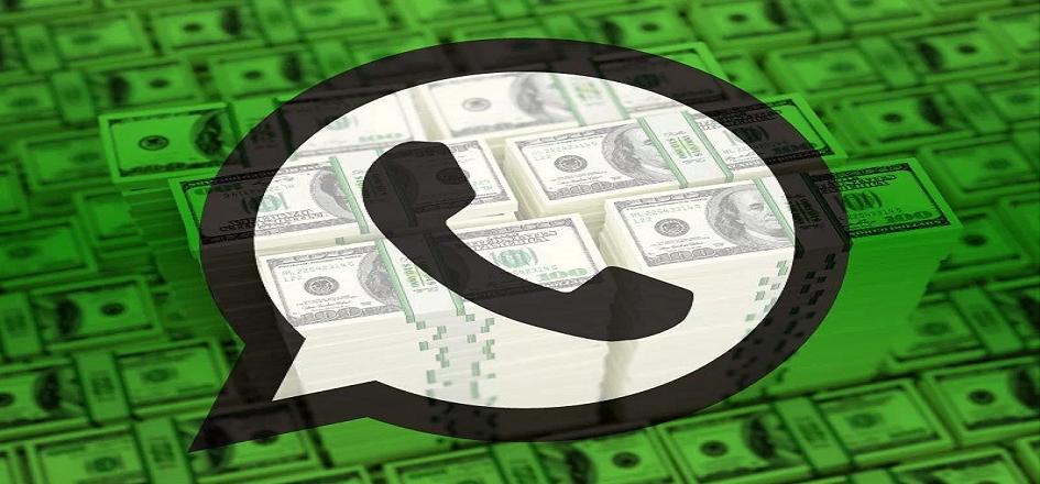 WhatsApp Payment Circular Pricing Model