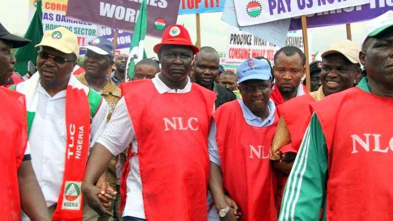 Nigeria Risks another Recession as NLC Strikes