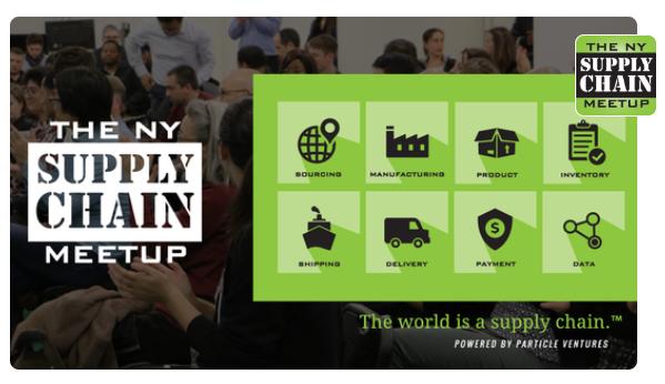 The New York Supply Chain Meetup (#TNYSCM)