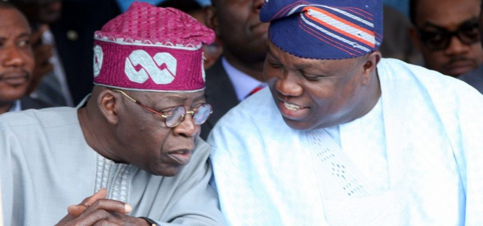 Tinubu formally Endorses Sanwo-Olu for Next Governor of Lagos [Full Statement]
