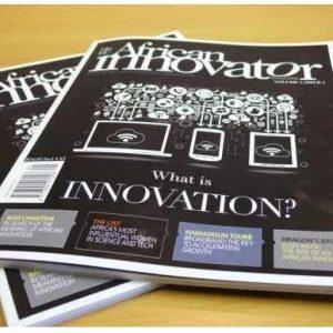 "African Innovator Magazine Calls Dr. Ndubuisi Ekekwe ""A Doctor of Innovation"""