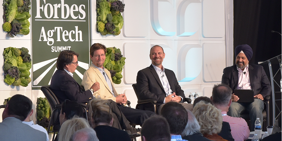 Apply to attend Forbes AgTech Summit, 2019