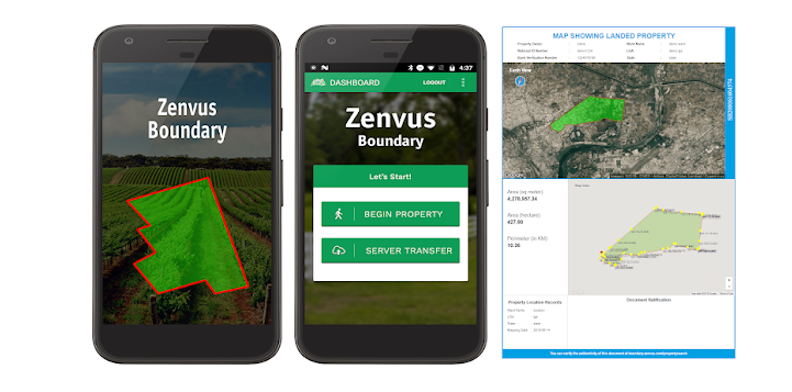 Zenvus Boundary Grows in Popularity among Surveyors