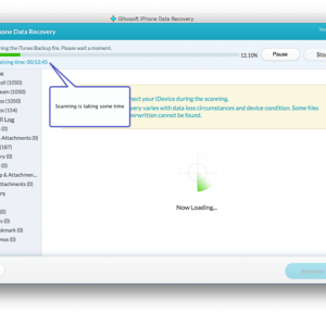 Review of GIHOSOFT iPhone Data Recovery Solution