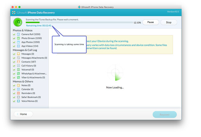 Review of GIHOSOFT iPhone Data Recovery Solution  Tekedia