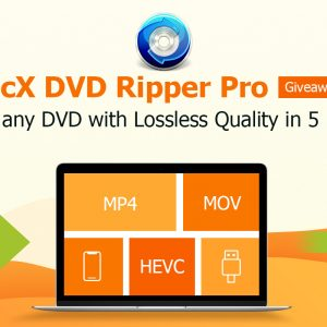 MacX DVD Ripper Pro delivers Superior Experience as DVD backup software