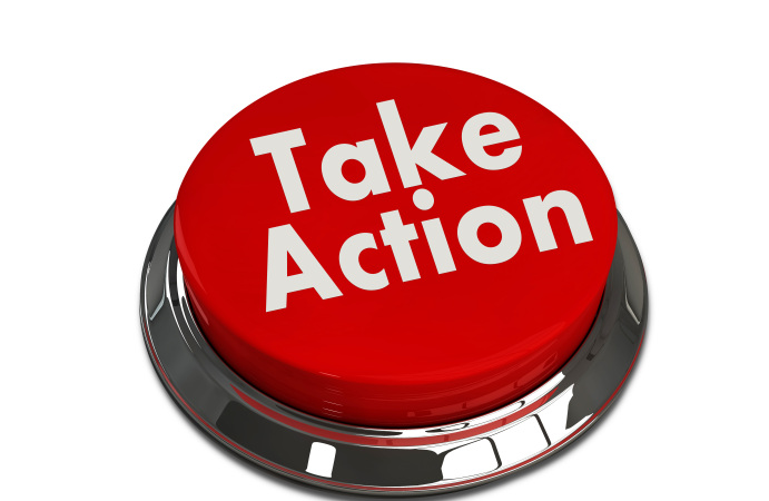 Take ACTION – it is a New Year