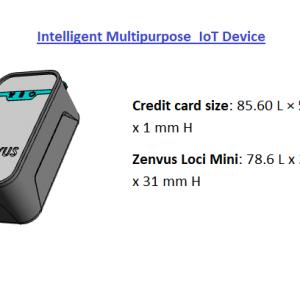 Zenvus Loci Mini Size