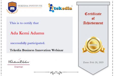 My Business Webinar Registrants – Access Link Is Coming Tomorrow