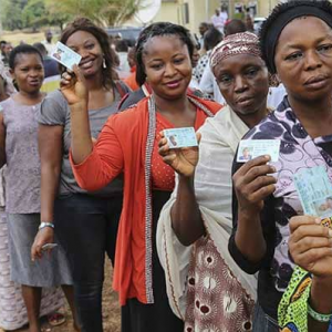 People, Nigeria Is Making Progress – Election Results Show Emerging Independent Voters