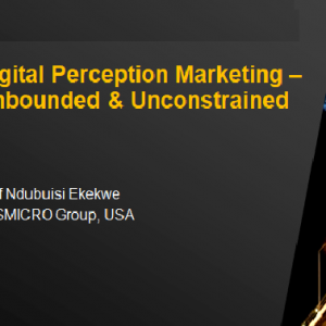 Digital Perception Marketing – Unbounded & Unconstrained