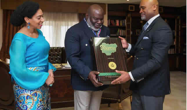 """The Bishop TD Jakes' Testimony – """"I'm Igbo, we're hardworking, industrious and self-sufficient people"""" [Video]"""