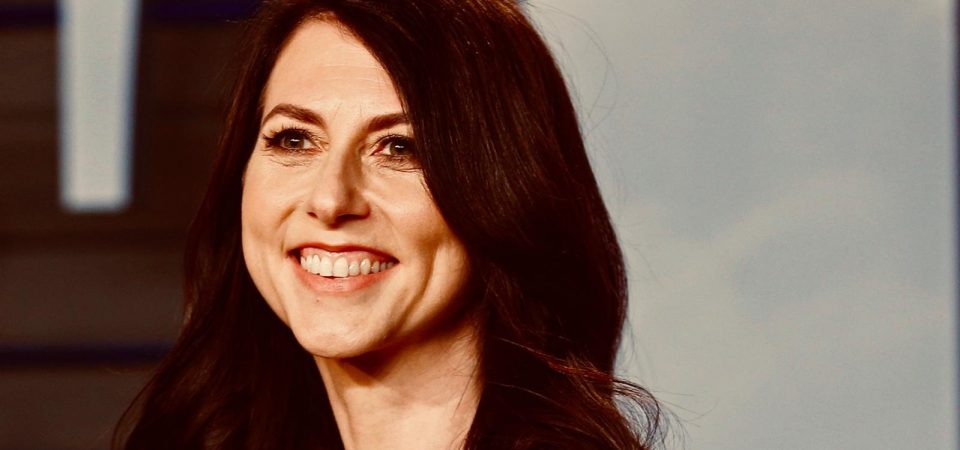 Imagine if MacKenzie Bezos, soon-to-be ex-wife of Amazon CEO, is a Nigerian