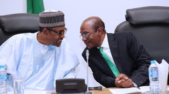 President Buhari's Moment – CBN Confirms Authenticity of the Leaked Audio of N500 Billion Private Investment by CBN Chiefs