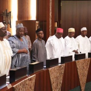 Our Proposal and Technology to Nigerian Governors on IGR (Revenue Generation)