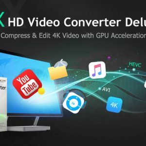 WinX HD Video Converter Deluxe Delivers Superior 4K Video Conversion Experience