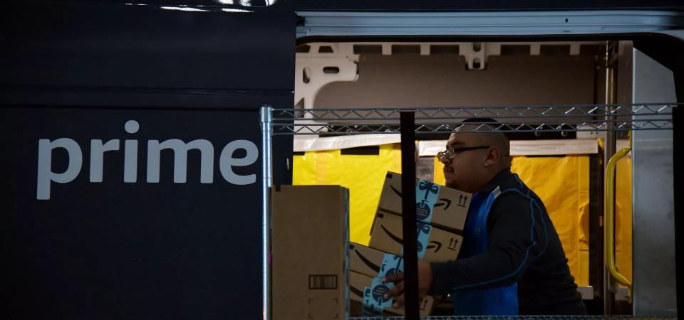 Amazon Scales the Igbo Apprentice System in America via Amazon Delivery Program