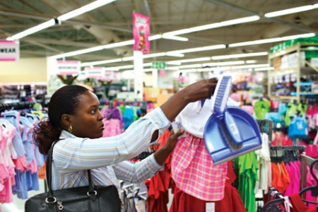 In Africa, household consumption is expected to reach $2.5 trillion by 2030