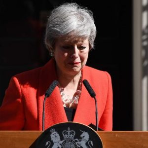 "UK Prime Minister Theresa May Resigns as Illusion of ""The Rise of Me Only"" Ravages"