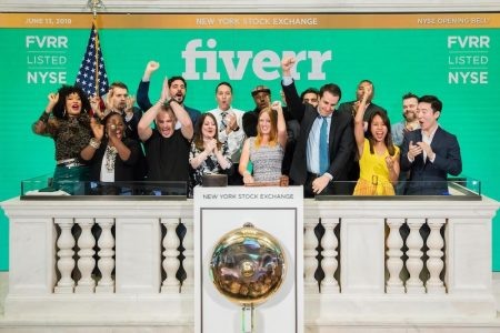 Wall Street Votes on the Future of Work as Fiverr Spikes 90% on IPO Debut
