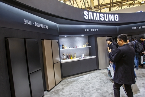 Samsung's Market Share in China Drops from 20% (in 2013) to 1%