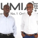 The Jumia Founders - Raphael Afaedor, Tunde Kehinde and Sacha Poignonnec