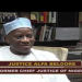 The Most Dangerous Man in Nigeria - Alfa Belgore
